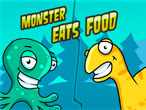 Monster Eats Food