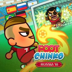 Чемпионат мира по Foot Chinko
